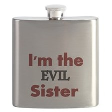 Im the Evil Sister 2 Flask