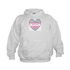 Transgender Equality World Wide Hoodie