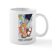 Wheel of Fortune Tarot Mug