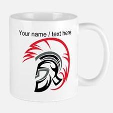 Custom Roman Warrior Helmet Mug