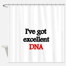 Ive got excellent DNA Shower Curtain