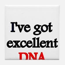 Ive got excellent DNA Tile Coaster