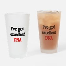 Ive got excellent DNA Drinking Glass