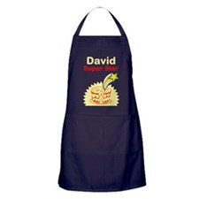 David Super Star - Apron (dark)