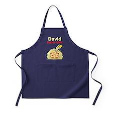 David Super Star - Apron (dark)