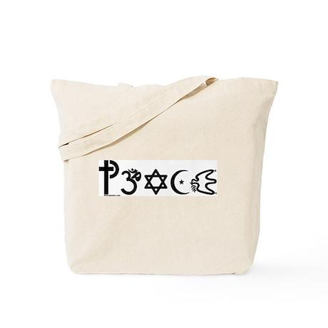 Peace-OM Tote Bag