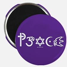 Peace-OM Magnet