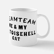 Tortoisehell Cat Designs Mug