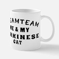 Tonkinese Cat Designs Mug