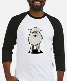 Wolf In Sheep's Clothing Baseball Jersey