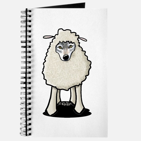 Wolf In Sheep's Clothing Journal