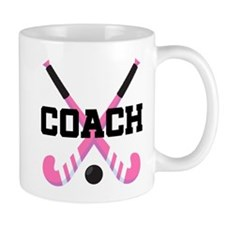 Field Hockey Coach Gift Mug