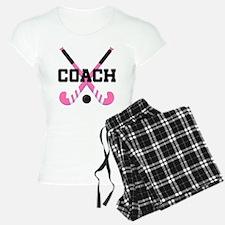 Field Hockey Coach Gift Pajamas
