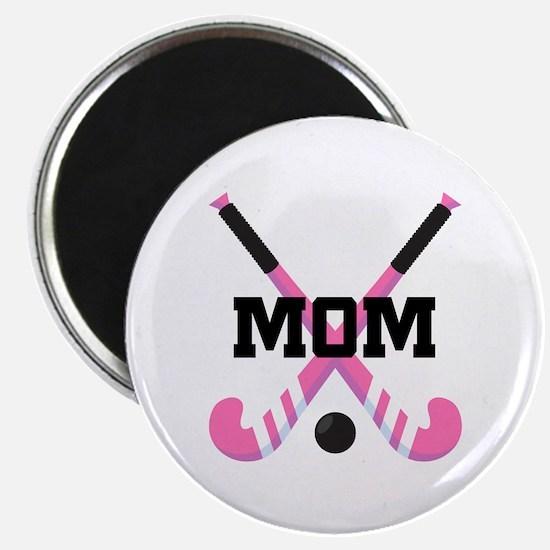 Field Hockey Mom Magnet