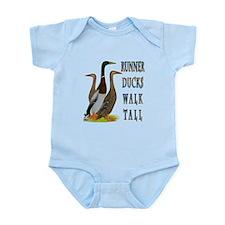 Runner Ducks Walk Tall Body Suit