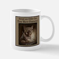 Adopt Older Cats Mug