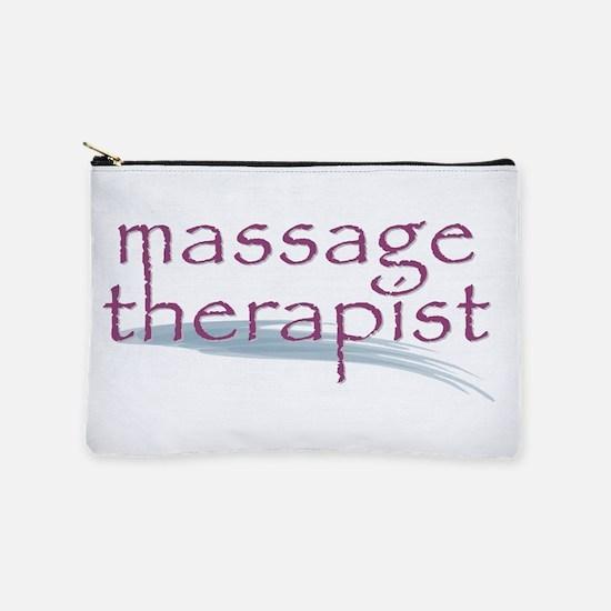 Massage Therapist Makeup Pouch