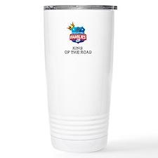 King of the Road Travel Mug