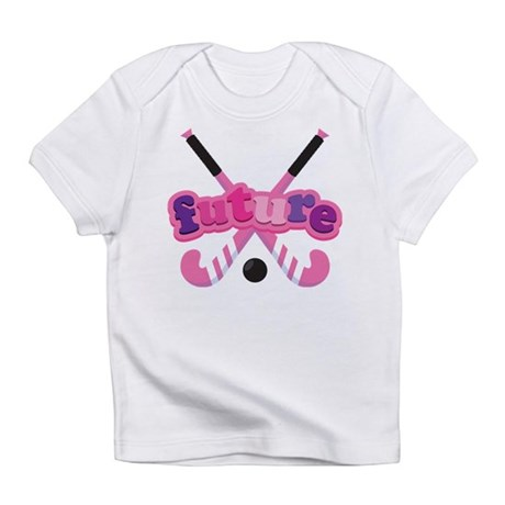 Future Field Hockey Player Infant T-Shirt
