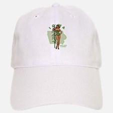 Faded Iowa Pinup Baseball Baseball Cap