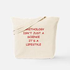 ornithology Tote Bag