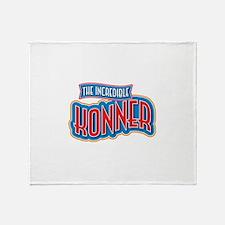 The Incredible Konner Throw Blanket