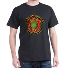 Army - 24th INF Div - DUI T-Shirt