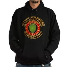 Army - 24th INF Div - DUI Hoodie