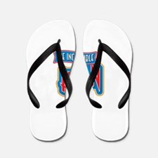 The Incredible Kyan Flip Flops