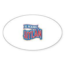 The Incredible Kylan Decal