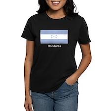 Honduras Flag (Front) Tee