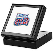 The Incredible Kyler Keepsake Box
