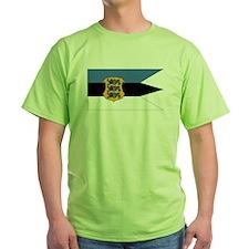 Estonia Naval Ensign T-Shirt
