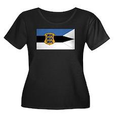 Estonia Naval Ensign T