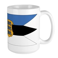 Estonia Naval Ensign Mug