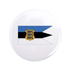 "Estonia Naval Ensign 3.5"" Button"
