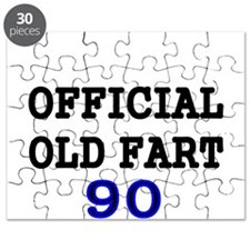 OFFICIAL OLD FART 90 Puzzle