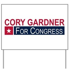 Elect Cory Gardner Yard Sign