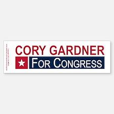 Elect Cory Gardner Bumper Bumper Sticker