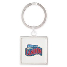 The Incredible Landon Keychains