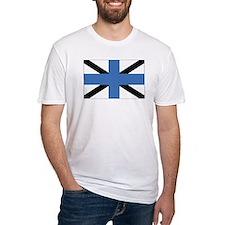 Estonia Naval Jack Shirt
