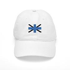 Estonia Naval Jack Baseball Cap