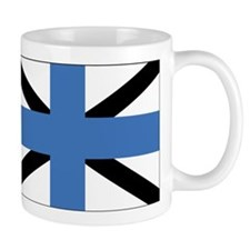 Estonia Naval Jack Mug