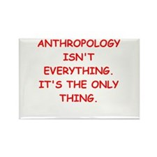 anthropology Rectangle Magnet