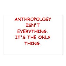 anthropology Postcards (Package of 8)