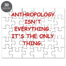 anthropology Puzzle