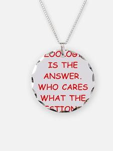 zoology Necklace