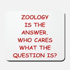 zoology Mousepad