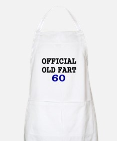 OFFICIAL OLD FART 60 Apron
