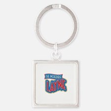 The Incredible Layne Keychains